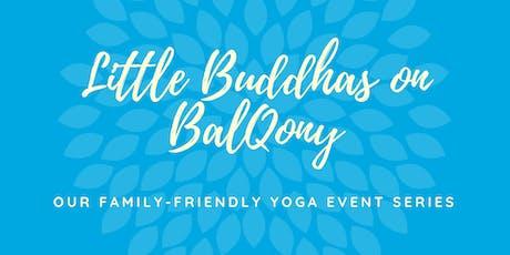 Little Buddhas on BalQony tickets