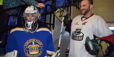 Carleton Place NHL Alumni Hockey Game