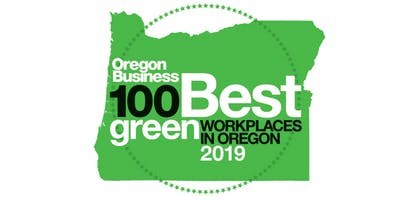 2019 100 Best Green Workplaces in Oregon