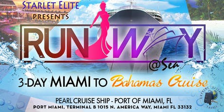 Starlet Elite Runway At Sea 3 Day Miami Cruise tickets