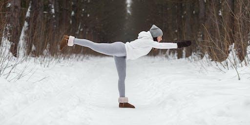 Yule Tide Stretch & Yoga