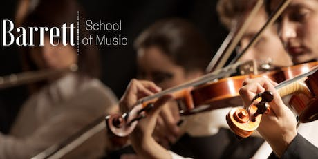 String Chamber Ensemble for Kids tickets