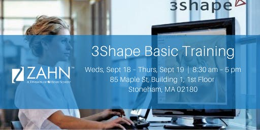 3Shape Basic Training