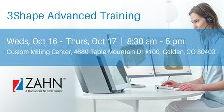 3Shape Advanced Training Tickets, Wed, Nov 13, 2019 at 8:30 AM