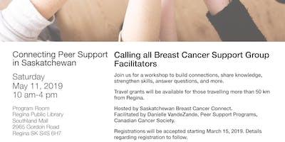 Connecting Breast Cancer Peer Support in Saskatchewan