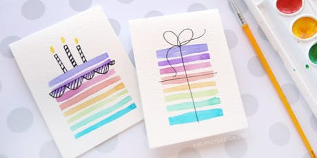 Card Making tickets