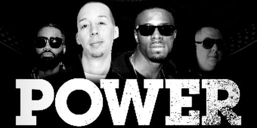 POWER - THE SUNDAY LONG WEEKEND PARTY