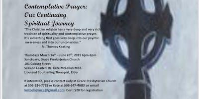 Centering Prayer: Continuing the Spiritual Journey