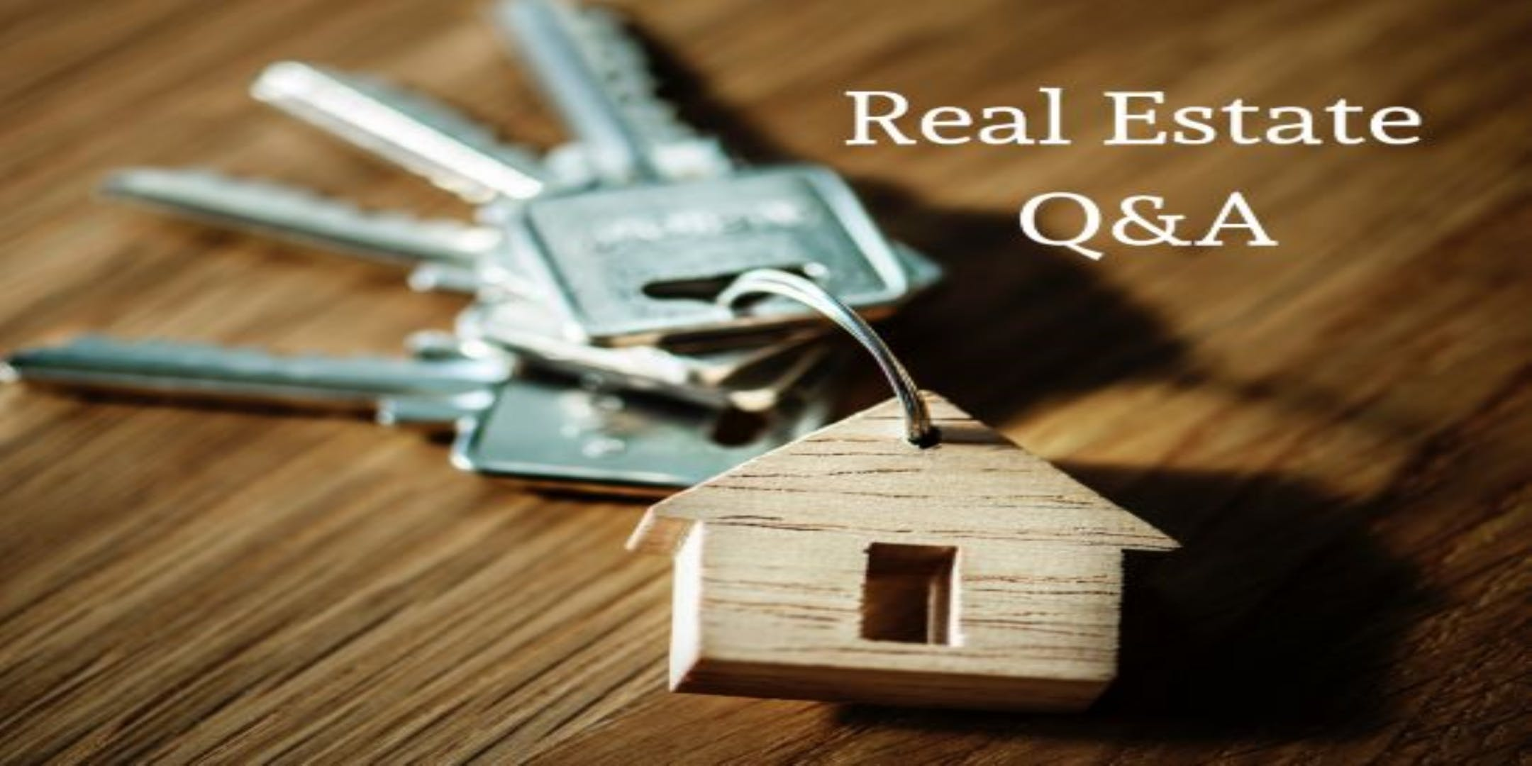Free Q&A Real Estate Happy Hour
