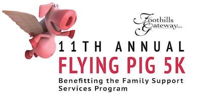 Flying Pig 5K, Evergreen HHC Team
