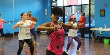 Saturday Dance Fitness Classes tickets