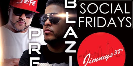 Social Fridays at Jimmy's 38th NYC tickets