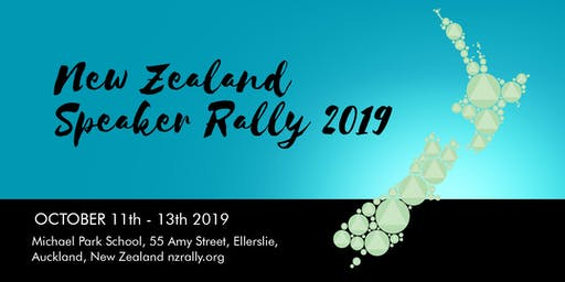 NZ Speaker Rally 2019