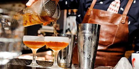 Shake it up - Learn to make cocktails tickets