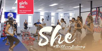 SHE #The12hoursBootcamp (F45 Ajax Central & Girls Inc. Charity Event)