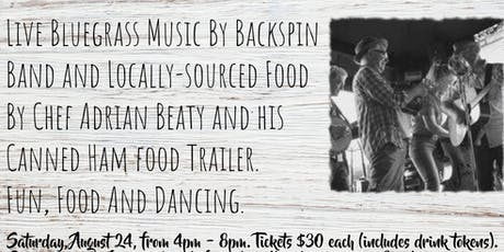 Farm Jam! Bluegrass & Canned Ham. tickets