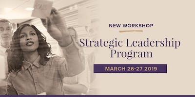 Strategic Leadership Program Online