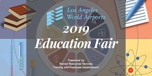 Los Angeles World Airports' 2019 Education Fair