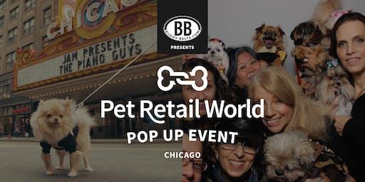 Pet Retail World Chicago Pop Up Event