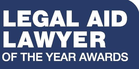 Legal Aid Lawyer of the Year Awards 2019 (LALYs) - General Admission Ticket tickets