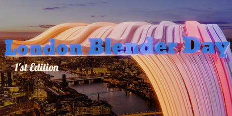 London Blender Day tickets