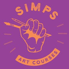 SIMPS ART COURSES logo