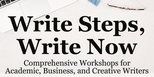 Write Steps, Write Now: CW Conference Series, 5th Annual Conference