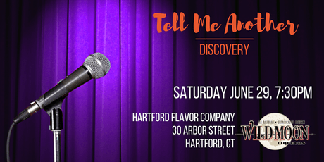Tell Me Another: Discovery tickets