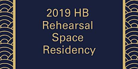 Rehearsal Space Residency - BLACK DOVES by Reynaldo Piniella tickets