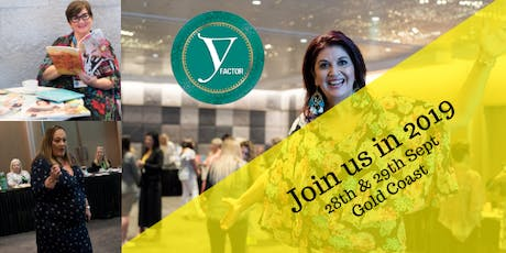 YFactor: Authentic Connections, Leading Edge Training - For women who buzz! tickets