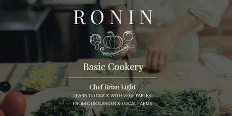 Basic Cookery tickets