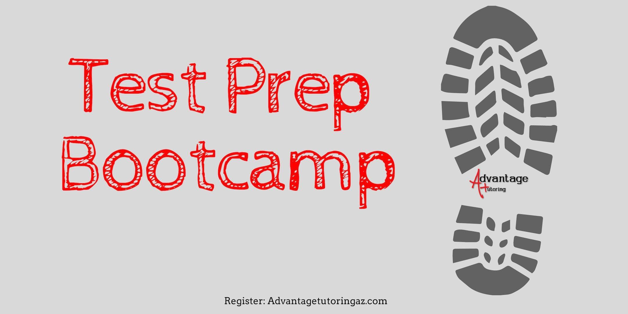 Advantage Tutoring Test Prep Bootcamp