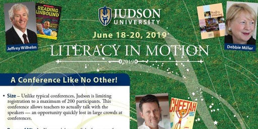 Literacy in Motion 2019