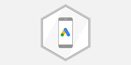 Respuestas de Publicidad para Móviles de Google Ads - Adwords tickets