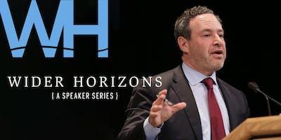Wider Horizons - An evening with David Frum