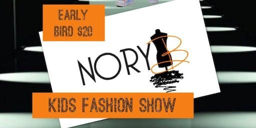 NoryB's Kids Fashion Show