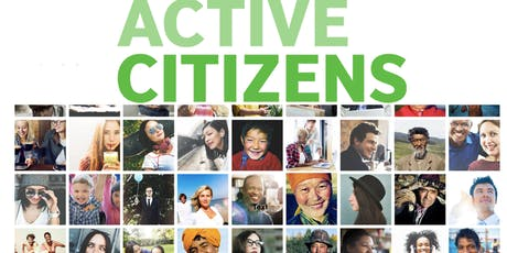Active Citizens Auckland 3 day course - July 11-13  tickets