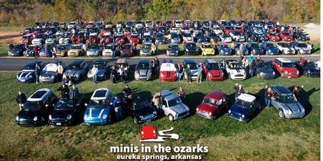 Minis In the Ozarks tickets