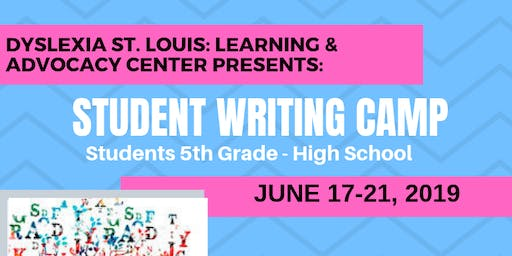 Student Writing Camp