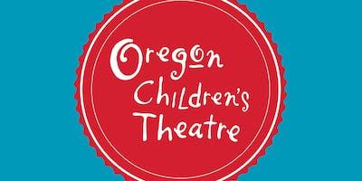 WEDNESDAYS Oregon Children's Theater: Beginning Improve Comedy! (3 - 7)