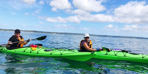 Women's Easy Sea Kayaking: Sunday 10th November