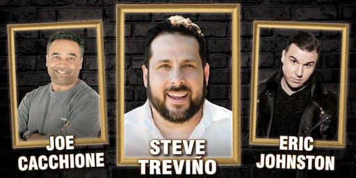 """Steve Trevino """"LIVE"""" in Montreal"""