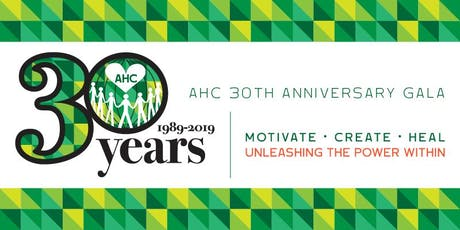 AHC 30th Anniversary Gala tickets