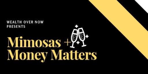 Mimosas + Money Matters I Money Tribe I Entertaining on a Budget