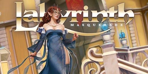 Labyrinth Masquerade Ball 2019