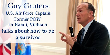Guy Gruters, U.S. Air Force Captain and former POW tickets