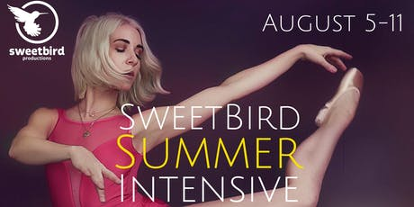 SweetBird Summer Intensive 2019 tickets