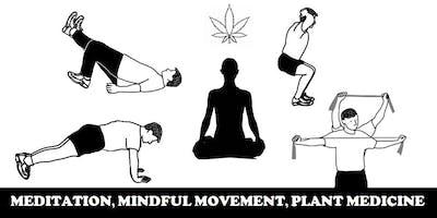 Meditation, Mindful Movement, & Plant Medicine Workshop