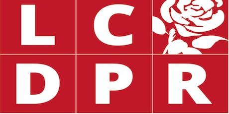LCDPR Bristol Meeting tickets