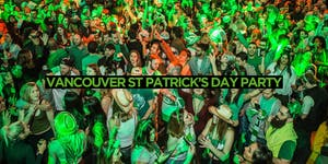 VANCOUVER ST PATRICK'S DAY PARTY | SUN MARCH 17
